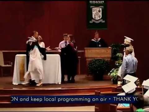 Stephen T. Badin High School Commencement Ceremony 2012