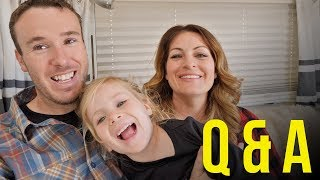 RV Living Q & A // Quartzsite, Arizona MEETUP Announcement!