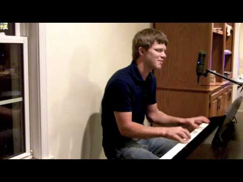 Chris Tomlin - I Lift My Hands (Piano and Vocal Cover) -With Lyrics