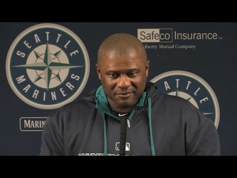 HOU@SEA: McClendon talks about Felix, Bloomquist