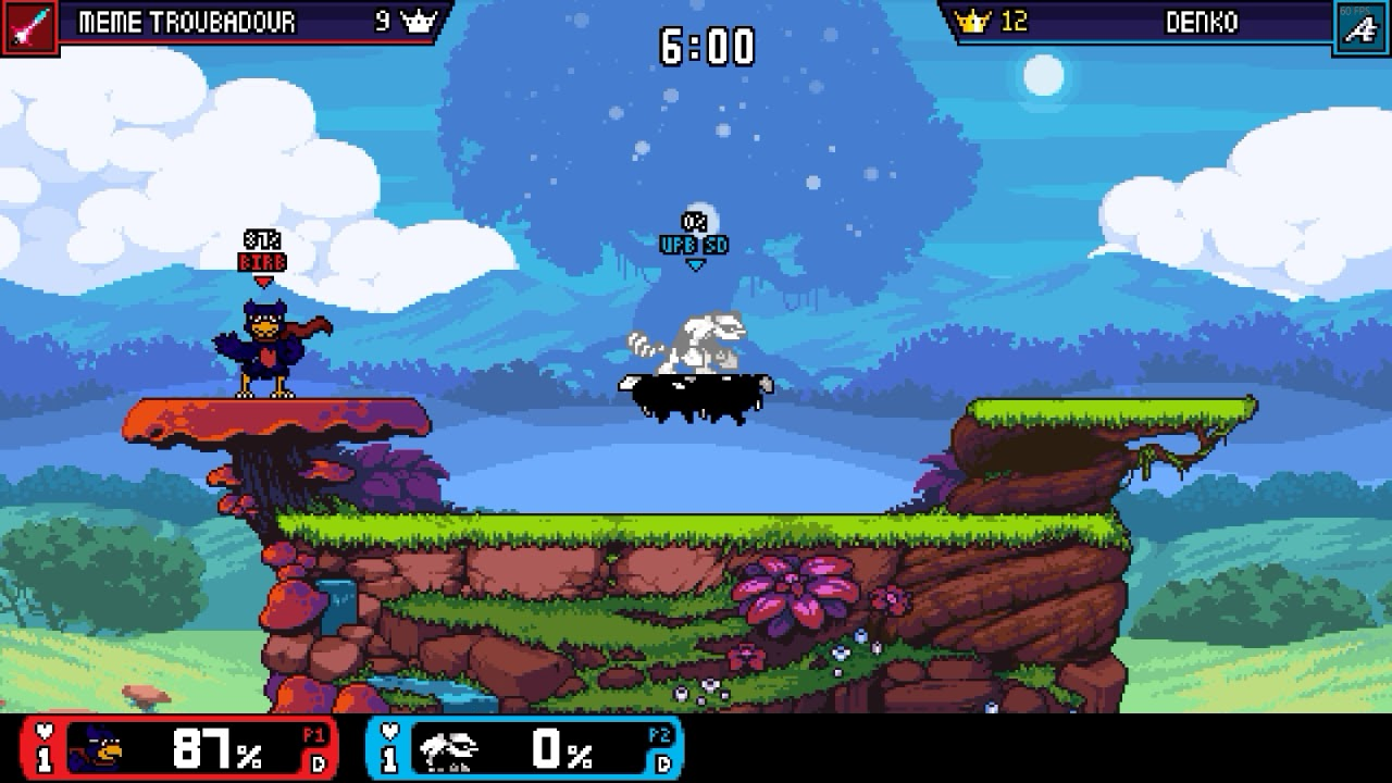 Rivals Of Aether sicc down-b