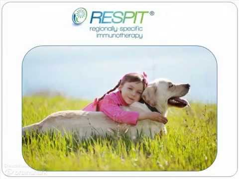 Managing allergic pets with RESPIT