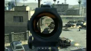 Call of Duty-4 M.W.часть 1