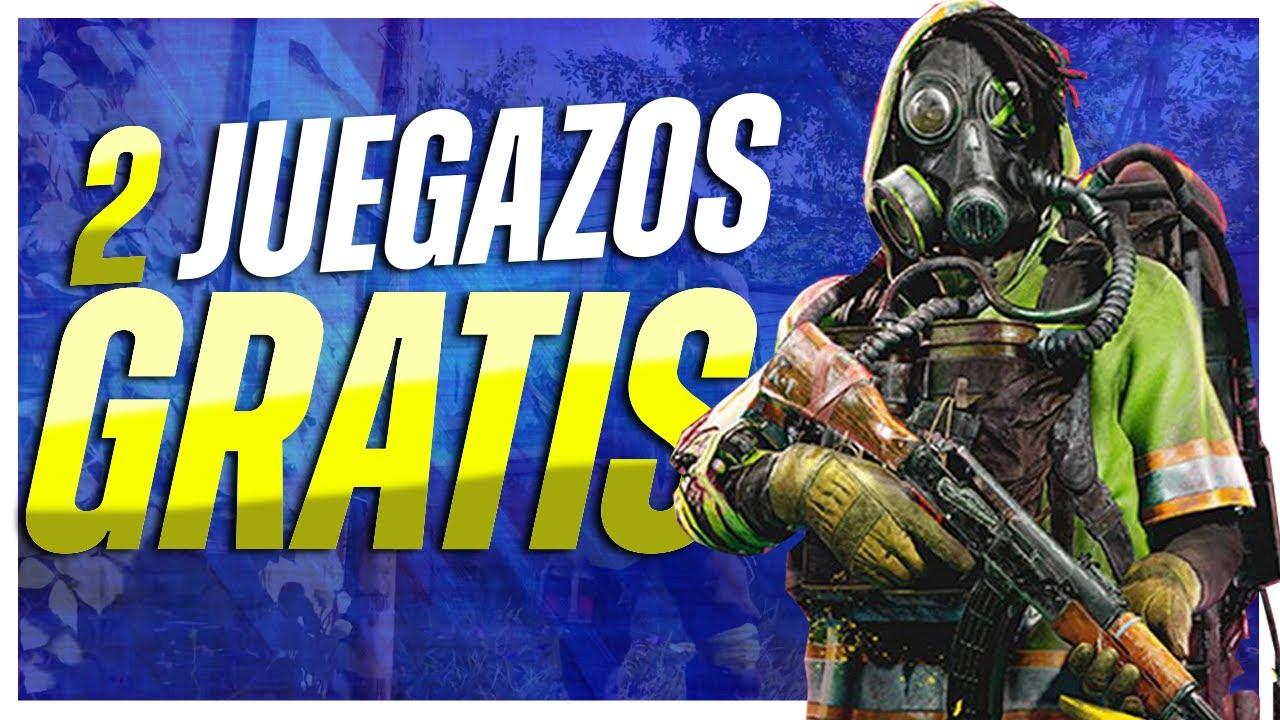 ¡¡OFICIAL 2 JUEGOS GRATIS EN PS4!!