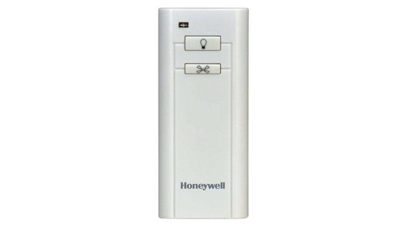 Honeywell handheld ceiling fan remote 40009 youtube honeywell handheld ceiling fan remote 40009 aloadofball Gallery