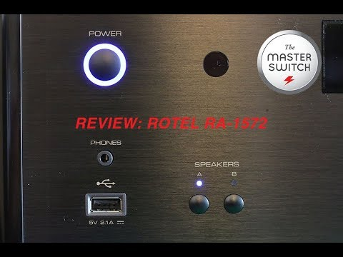 Review Rotel RA 1572