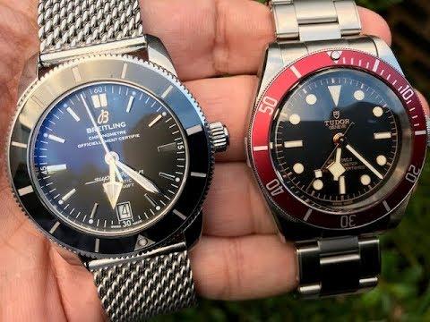 PAID WATCH REVIEWS - Nigel's first true luxury wrist watch - Omega or Rolex ?