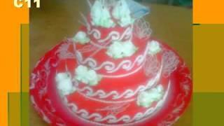 Сладкая Винница 5. Свадебные торты. Cake.
