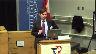 Canada - United States Law Institute Annual Conference (Session 5)