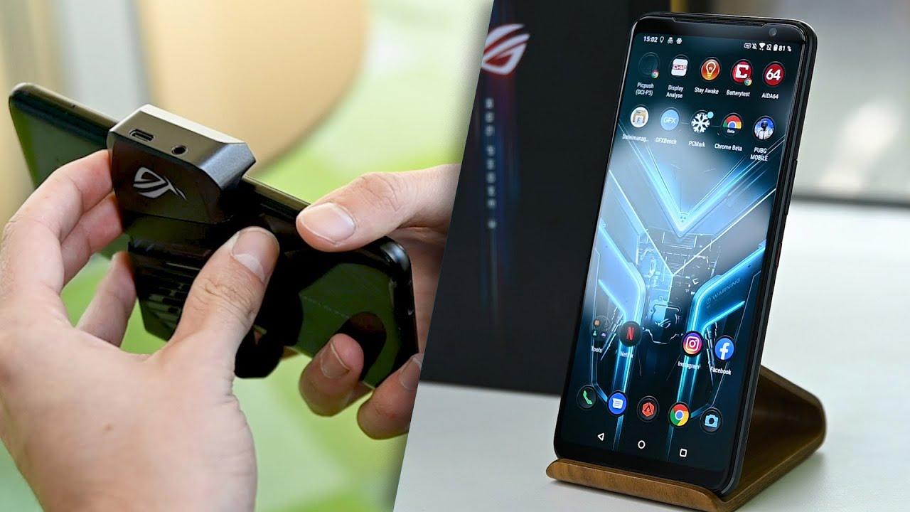 Asus ROG Phone 3 im Test   CHIP