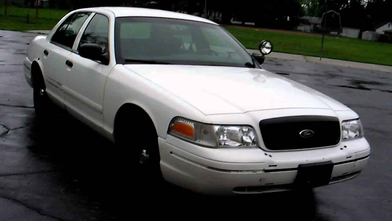 My 2000 Ford Crown Victoria Police Interceptor P71 Part 2