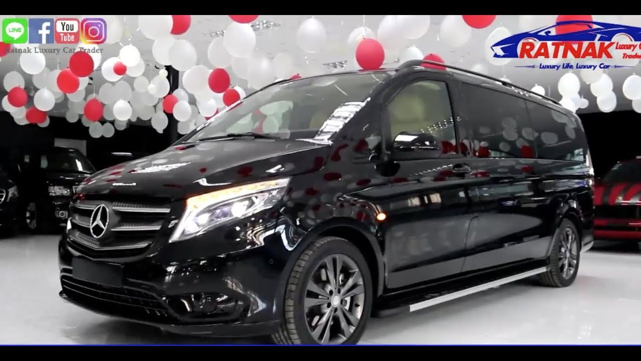 Mercedes Benz Vito Vip 2018 Modern Luxury Cars 2018 Expensive
