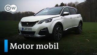 Im Test: Peugeot 5008 GT | Motor mobil