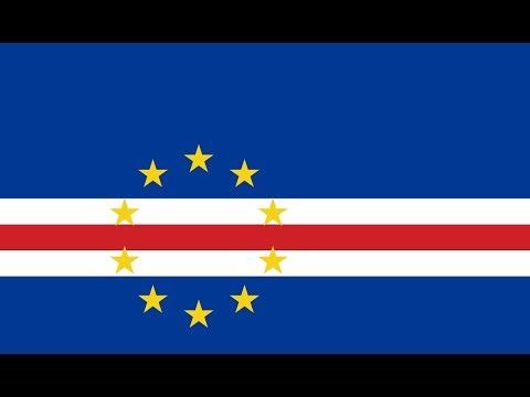 Флаг Кабо-Верде.