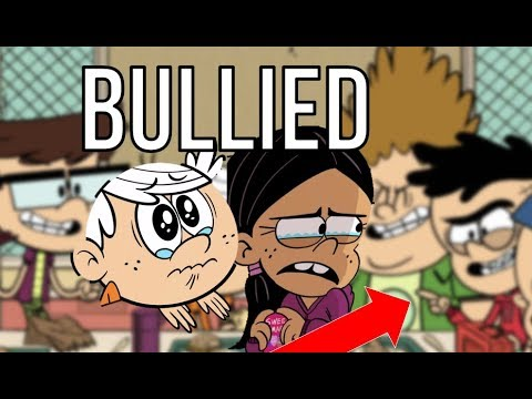 Lincoln Loud and Ronnie Anne got Bullied! - The Loud House