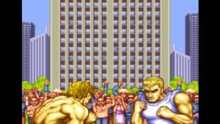 Street Fighter II: Special Champion Edition (Sega Mega Drive / Sega Genesis) - (Opening / Intro)