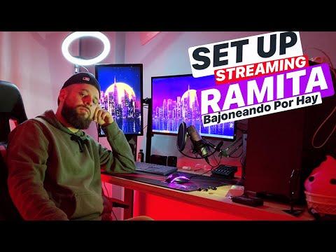 SET UP GAMER RAMITA (BAJONEANDO POR HAY), By TuboCenter, PROYECTO MUEBLE