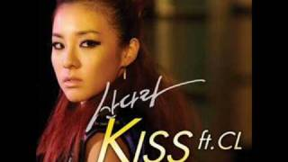 DARA (2NE1) - KISS Ft .CL