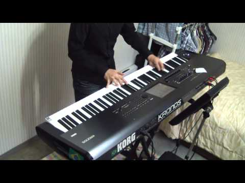 Dream Theater - Octavarium keyboard cover