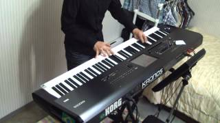 Dream Theater - Octavarium keyboard cover