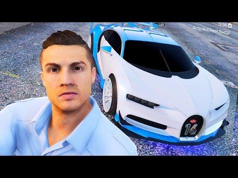 RONALDO NUN HAYATI GTA 5 Mod Komik Anlar