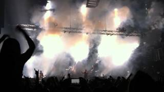 RAMMSTEIN - Du Hast - Seattle, WA 5/14/12 - Live at the Tacoma Dome
