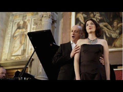 Italian Opera Florence _ Chiesa di Santa Monaca: Firenze