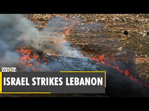 Israel carries out airstrikes in Lebanon's Mahmudiya town   Latest English News   World   WION