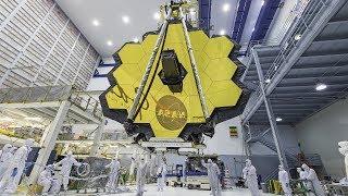NASA Science Leaders: Webb Telescope Complex and Unprecedented