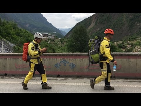 Rescue efforts continue after deadly China landslide