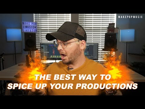 How to INSTANTLY Spice Up Your Productions with Ear Candy | Make Pop Music