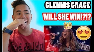 Glennis Grace FINALS PERFORMANCE! WILL SHE WIN?!?