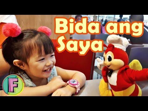 Jollibee: Bida Ang Saya   Songs For Kids   Felicity in the City