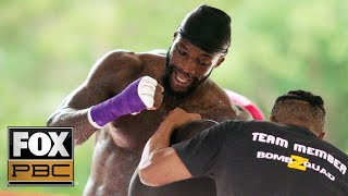 Inside Tyson Fury vs Deontay Wilder III - Part 2 | PBC on FOX