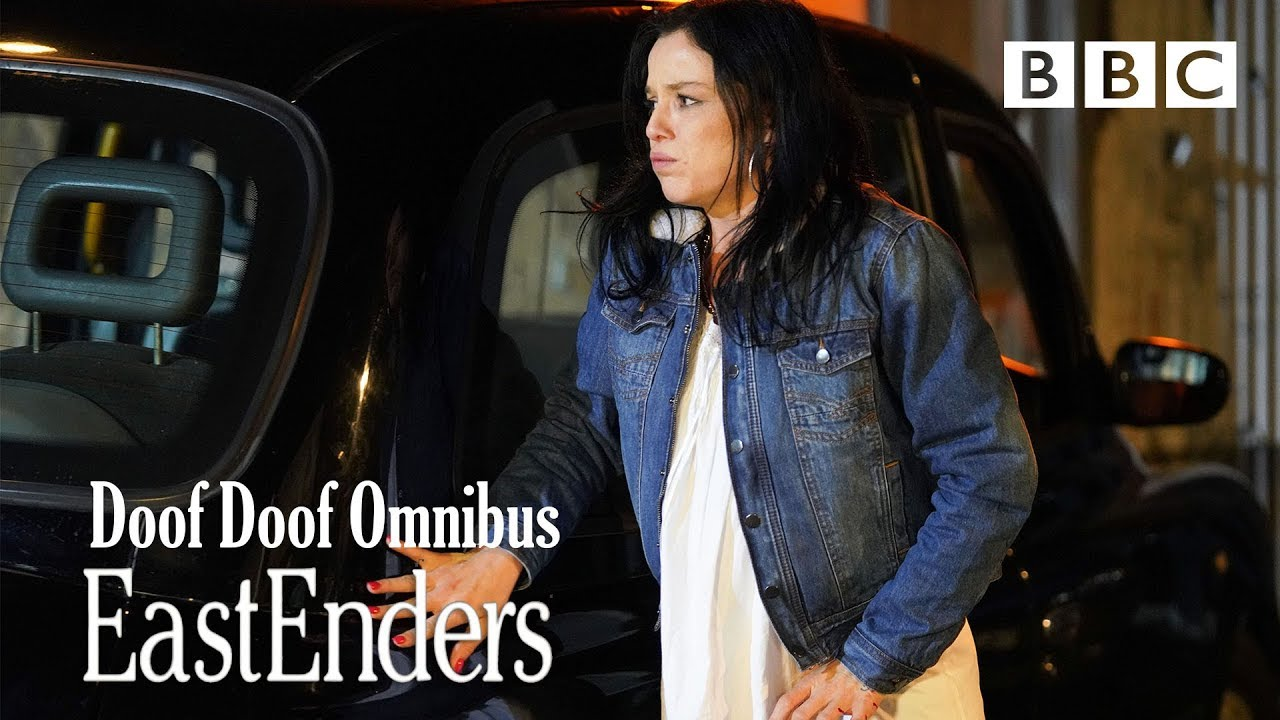 Hayley is forced to give birth alone | Doof Doof Omnibus: EastEnders
