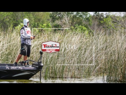 FLW Live Coverage | Harris Chain | Day 2