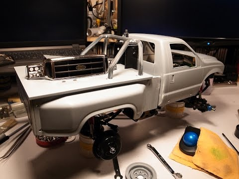 Tamiya F350 Build Youtube
