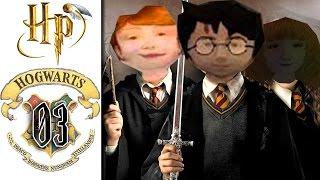 Let's Play Harry Potter et la Chambre des Secrets PS1 [Episode 3] - 10 POINTS POUR GRYFFONDOR !