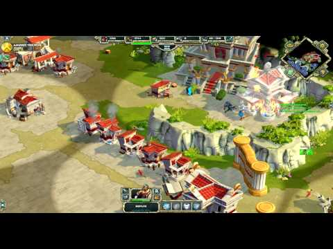 Age of Empires : Online The Fall of Troy
