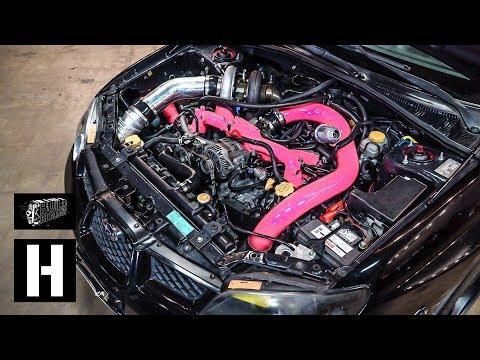 Street Driven 9 Second 850hp Subaru STI
