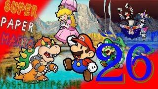 El Corazón Mas Puro De Todos【Super Paper Mario】Ep.26