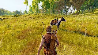 LIFE IS FEUDAL MMO Official Gameplay Trailer (OPEN WORLD MMORPG Game) 2017