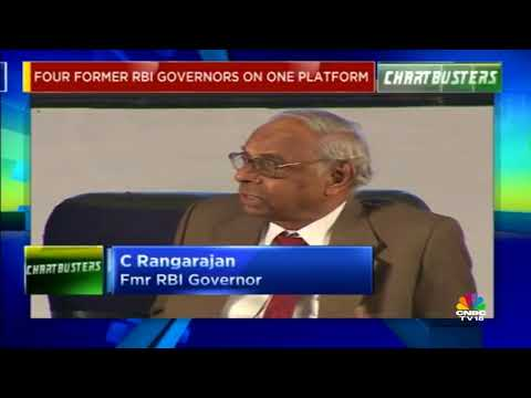 Fmr RBI Governor C Rangarajan Speaks on Financial Inclusion in India | CNBC TV18