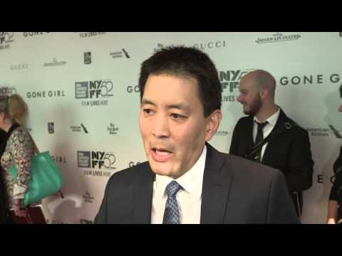 "Gone Girl: Scott Takeda ""TV Producer"" New York Movie Premiere Interview"