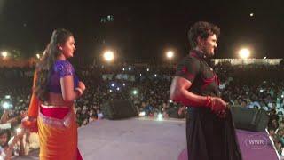 Live Performance Mehandi Laga Ke Rakhna Khesari Lal Yadav, Kajal Raghwani