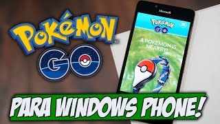 Pokemon GO pra Windows Phone , video games e caridade - Gamervlog