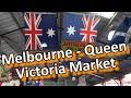 Australia  - Melbourne - Queen Victoria Market