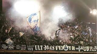Ultras Napoletani a Genoa   Genoa 1 - 2 Napoli - Ultras Way✔