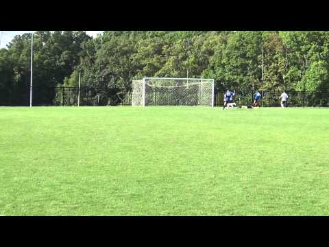 Chris Weidner President's Cup Goal
