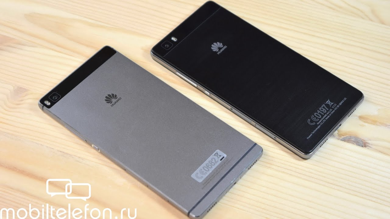 как разобрать Huawei P8 Lite - YouTube
